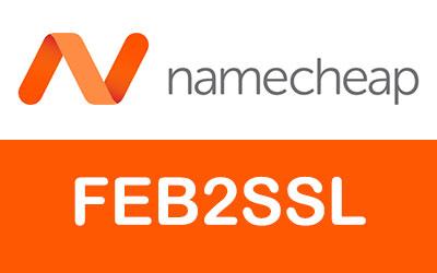 كوبون خصم نيم شيب على شهادة SSL بخصم 93%